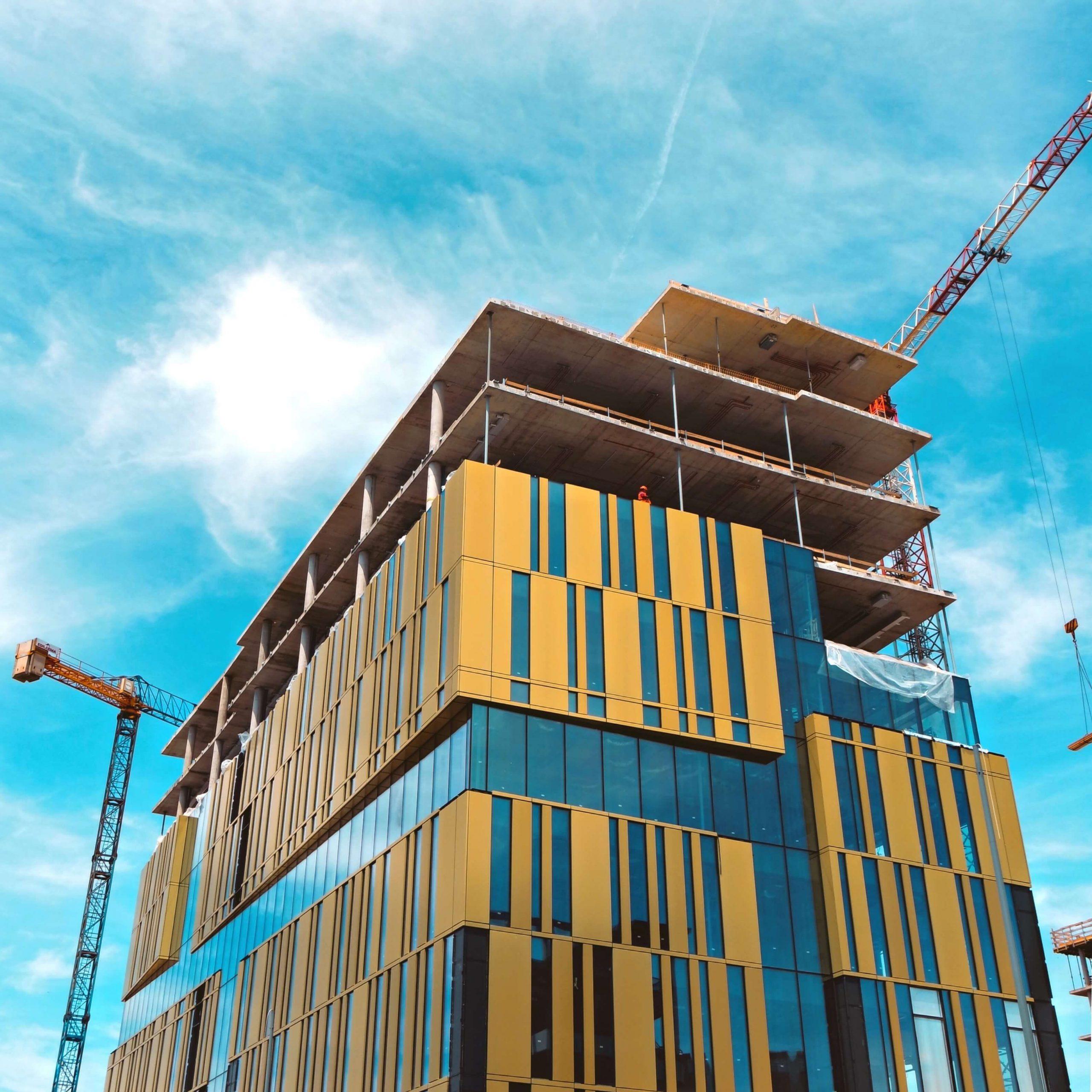 Bau neuer Mietwohnungen kann Steuervorteile bringen